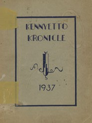 1937 Broadalbin High School yearbook