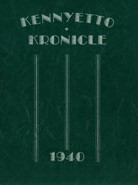 1940 Broadalbin High School yearbook