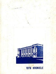 1976 Broadalbin High School yearbook