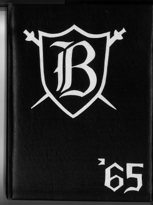 1965 Broadalbin High School Yearbook