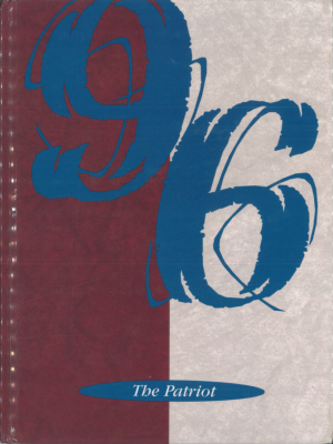 1996 BP High School Yearbook