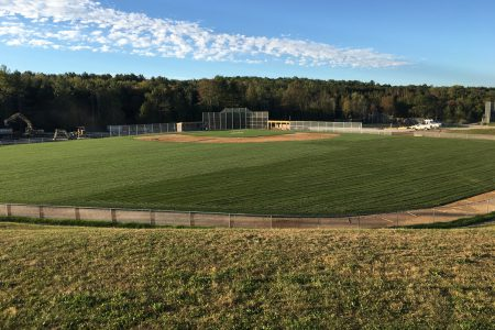Capital project update: B-P preparing new baseball and softball fields for spring season