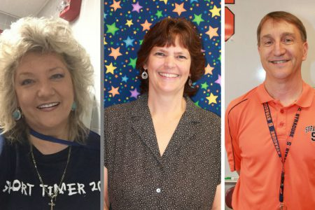 Retirees reflect on their careers at B-P