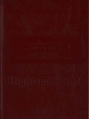 cover of 1973 Perth yearbook