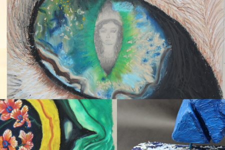 B-P student artwork chosen for Fulton-Montgomery County Art Show