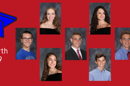BPHS announces its top 10 students in the Class of 2019