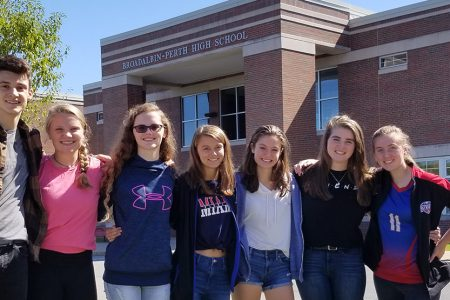 Lake Pleasant students welcomed to life in B-P