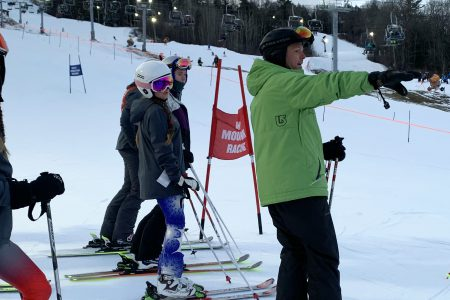 New Alpine ski team fares better than expected at first race