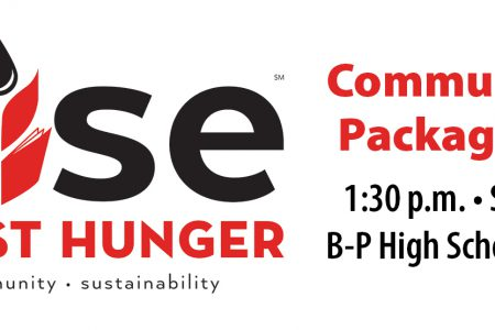 Volunteers needed for annual meal packaging party